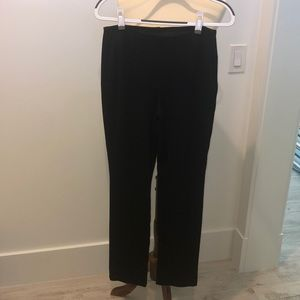 Chico's Black Pants in a Size 4 (Chico's 0) Tall